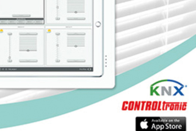 ScreenTronic® Blind Control Systems