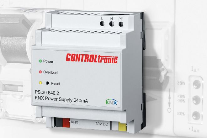 KNX system components